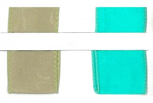 Slit Fabric Satin Ribbon - Slit Fabric Satin Ribbon