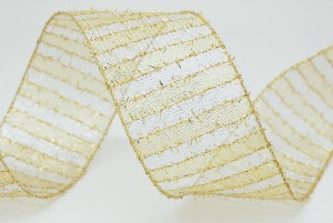 Metallic Angel Hair Ribbon - Metallic Angel Hair Ribbon