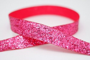Christmas/Glitter Ribbon - Christmas/Glitter Ribbon
