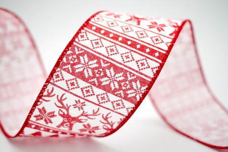 Christmas Elements Ribbon - Christmas Elements Ribbon