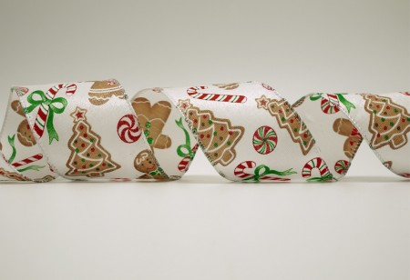 Christmas Confectionery Ribbon - Christmas Confectionery Ribbon