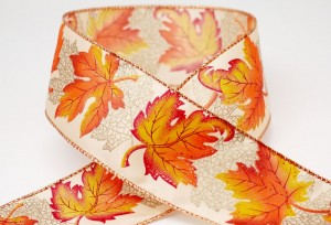Maple Leaf Ribbon - Maple Leaf Ribbon (KF2048GZ)