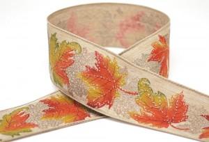 Maple Leaf Ribbon - Maple Leaf Ribbon (KF2049GC)