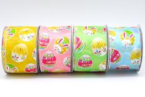 रंगीन ईस्टर अंडे रिबन - रंगीन ईस्टर अंडे रिबन