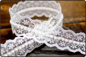 Lace with Beads_L114P-1 - Pitsi helmet (L114P-1)
