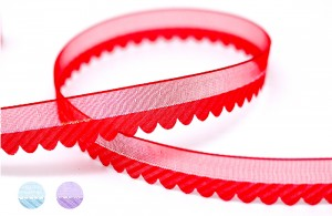 Wave Die-cut Ribbon - Wave Die-cut Ribbon (AA228)
