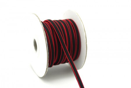 Bi-Colored Elastic Cord - Bi-Colored Elastic Cord