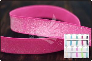 Glitter elastisch lint - Glitter elastisch lint (VK1495)
