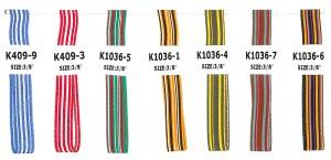 Striped Ribbon_K409 - Striped Ribbon (K409)