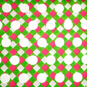 Gingham/Check & Dots Fabric - Gingham/Check & Dots Fabric