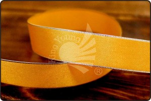Cut-edge Satin Ribbon - Cut-edge Satin Ribbon