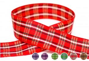 Plaid Ribbon_PF207M - Plaid Ribbon(PF207M)