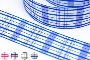 Plaid Ribbon_PFW198 - Plaid Ribbon(PFW198)