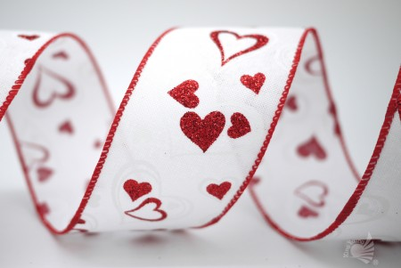 Valentine Hearts فو الخيش الشريط - Valentine Hearts فو الخيش الشريط