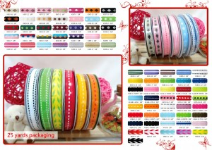 NO.26 Grosgrain Ribbon / Woven Ribbon
