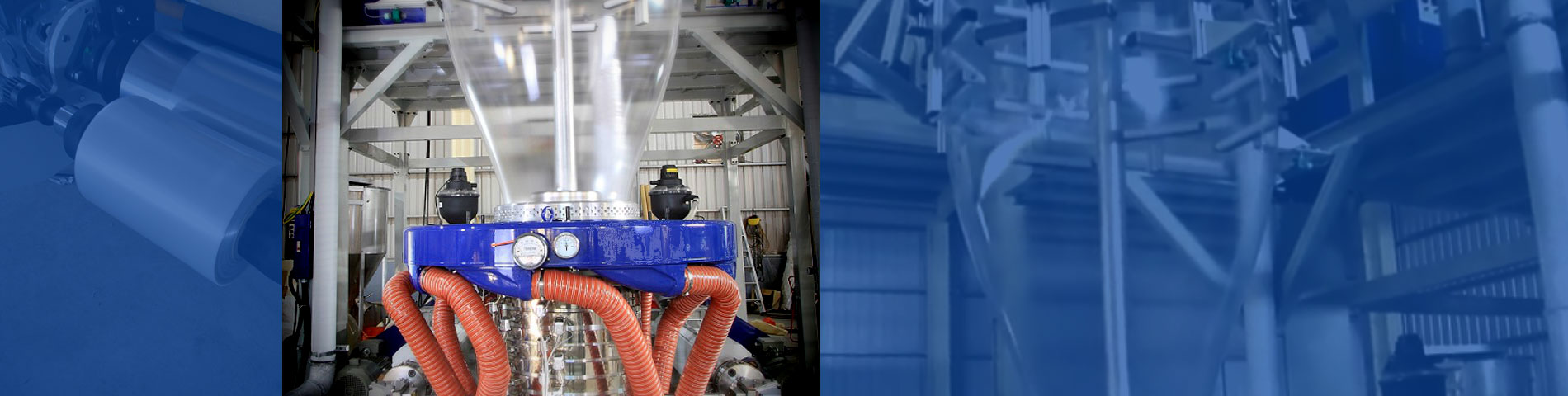 MONO-MULTI Layer  Extrusion Machine & Recycling Machine