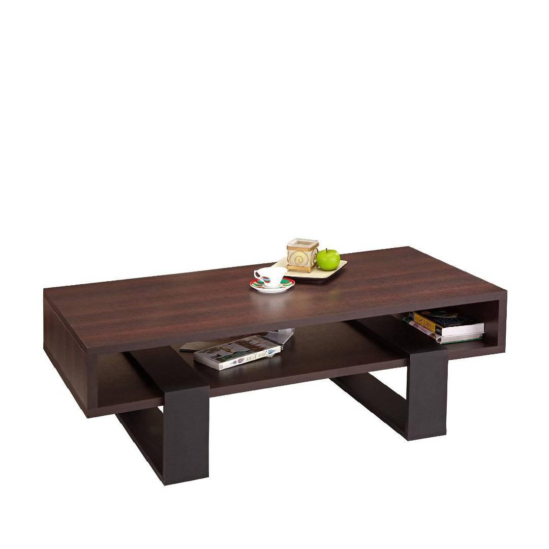 Mesa de centro sólida de 120 cm | Fabricantes de muebles para el ...