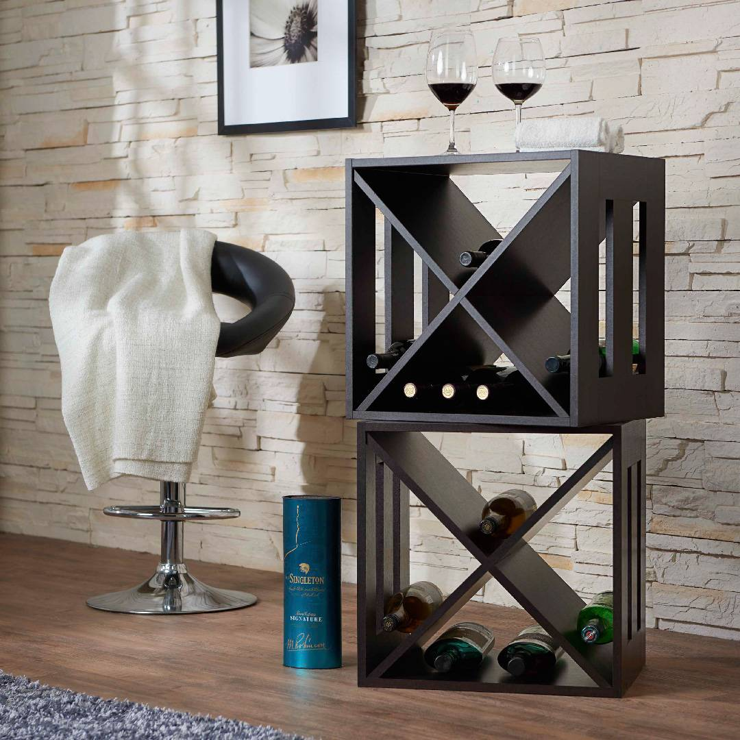 Estante de vino moderno de almacenamiento cuadrado   Fabricantes de ...