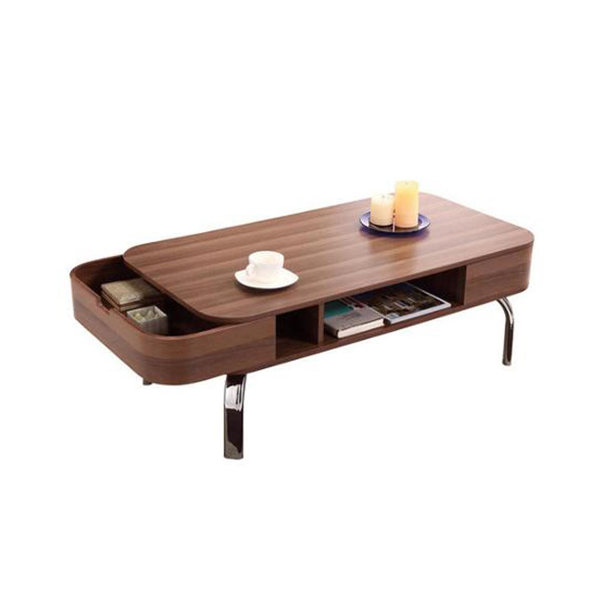 Mesa de centro de grano de madera realista | Fabricantes de muebles ...
