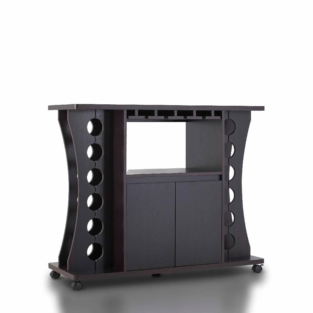 Gabinete de vino de madera | Fabricantes de muebles para el hogar ...