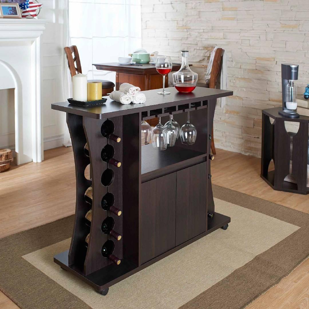 Gabinete de vino de madera   Fabricantes de muebles para el hogar ...
