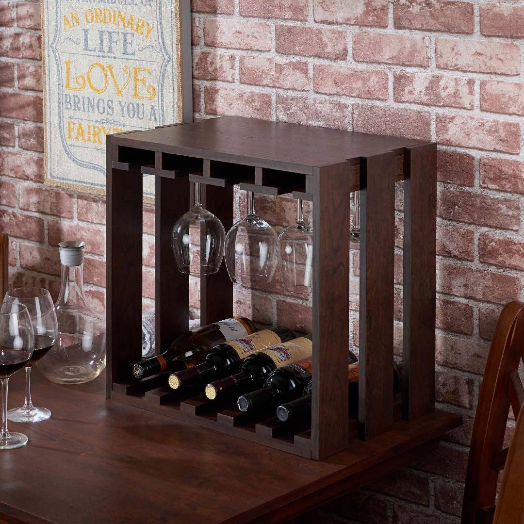 Scaffale per vino di stoccaggio square square produttori - Mobili per la casa ...