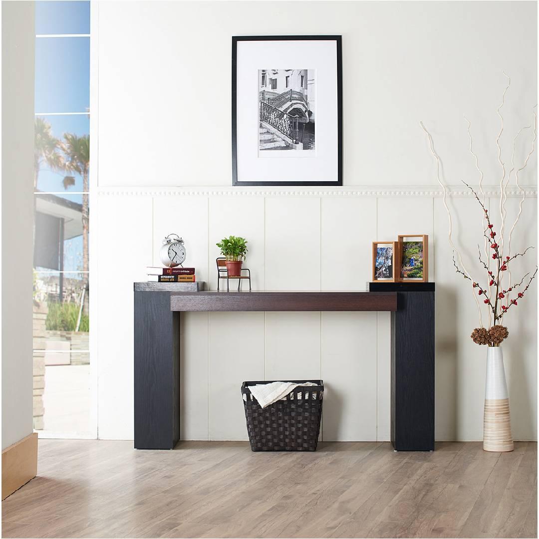Consolle a due colori produttori di mobili per la casa for Mobili per la casa