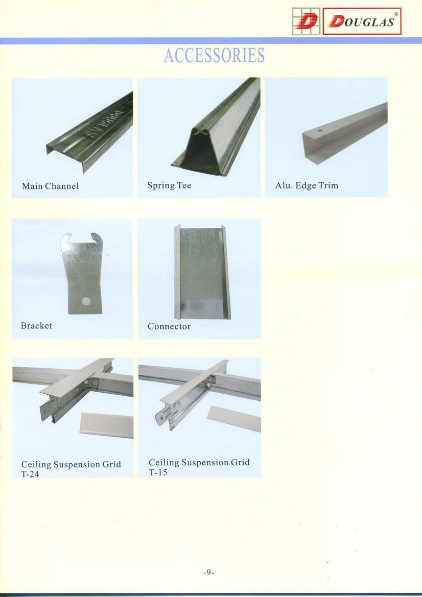 Metal Ceiling Tile Douglas Overseas Corp