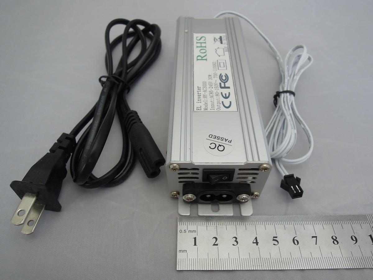 A1 size EL inverter
