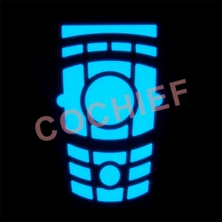 Electroluminescent KeyPad