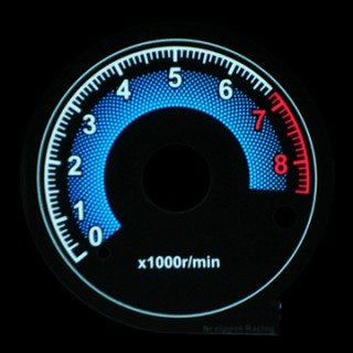 Electroluminescent Dashboard Displays - Electroluminescent Dashboard -R