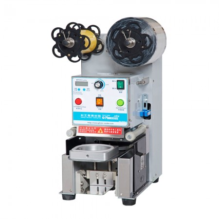 Cup Sealing Machines - Automatic sealer for cups