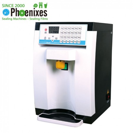 Fructose and Powder Dispenser - Fructose dispenser is accurate and fast.