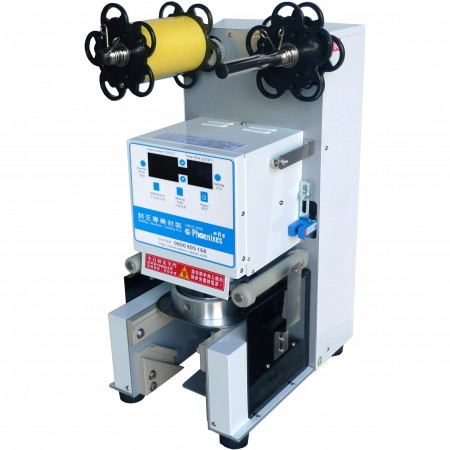 Jumbo Cup Sealing Machine - LED Panel - LED Jumbo Cup Sealer
