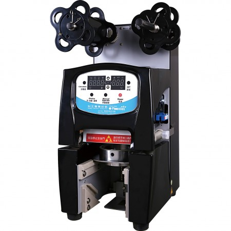 Tabletop Cup Sealing Machine - ABS Cover - ABS cover cup sealer