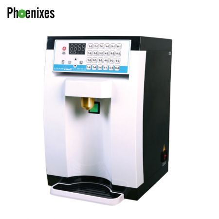 Fructose Syrup Dispenser - ABS cover syrup dispenser