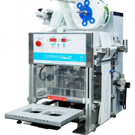 Tabletop Air-compressor Tray Sealer - Air-compressor Sealing Machines