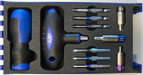 Let's make your own woodworking torque screwdriver set