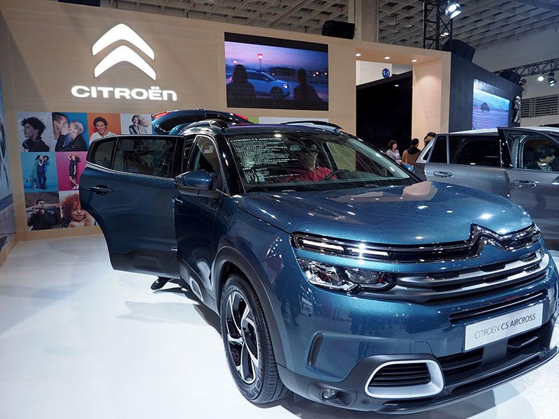 Запчасти ходовой для легковых автомобилей Citroen.