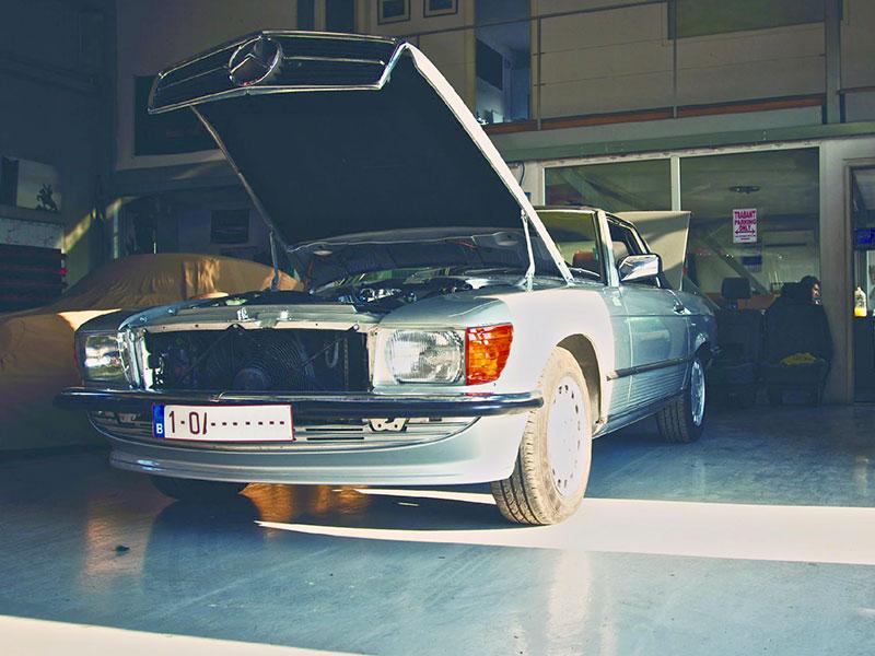 Hệ thống treo & bộ phận lái cho xe Nhật, Hàn Quốc, Châu Âu và Mỹ.