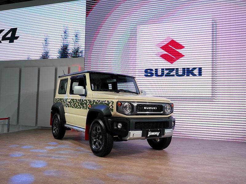 Chassis Parts for SUZUKI Passenger Vehicles.