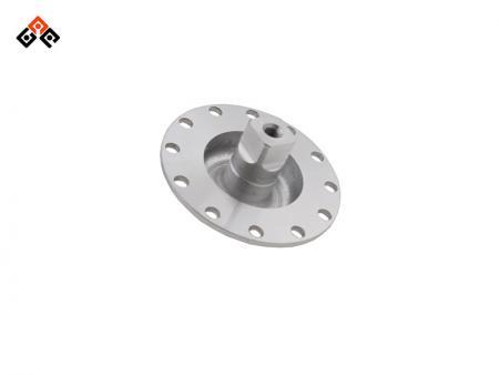 Customized CNC Lathe Machining Parts - Aluminum Customized CNC Machining Part