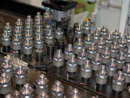 Automazione del braccio robotico