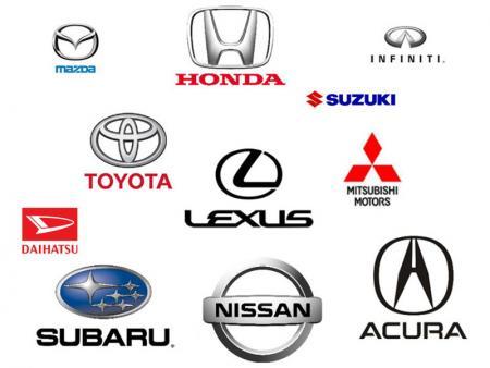 Hệ thống treo & phụ tùng lái cho các thương hiệu xe hơi Nhật Bản - Kết thúc thanh giằng, kết thúc giá đỡ, liên kết ổn định, khớp nối bóng cho xe Nhật Bản.