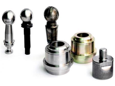 Piezas de mecanizado CNC personalizadas