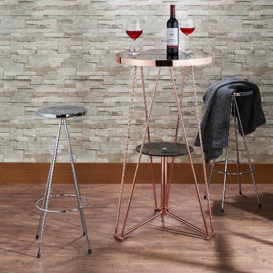 Stool, simple seating object with modern simple.