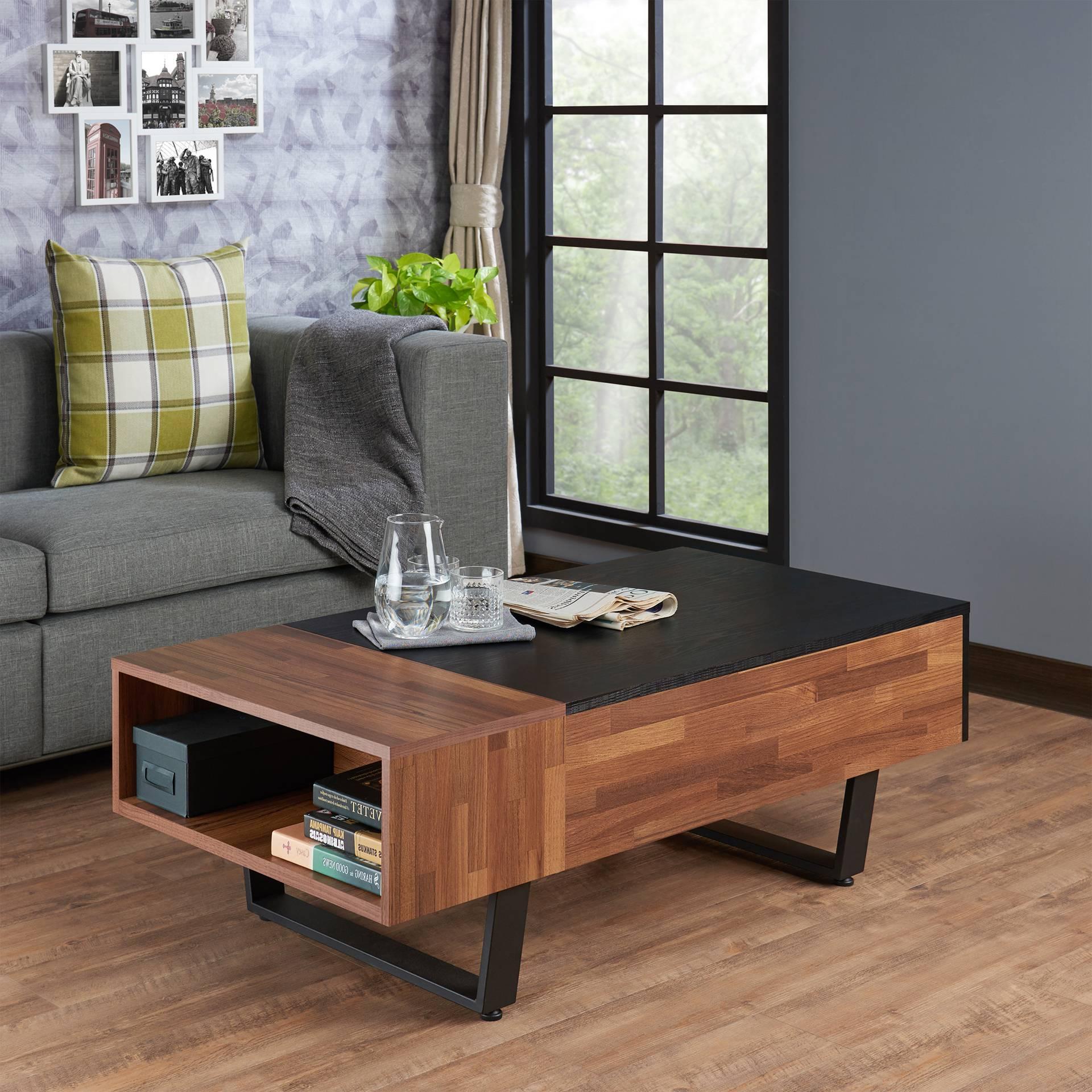 Inside Design Salontafel.Dark Teak Retro Coffee Table Supply One Stop Eco Friendly