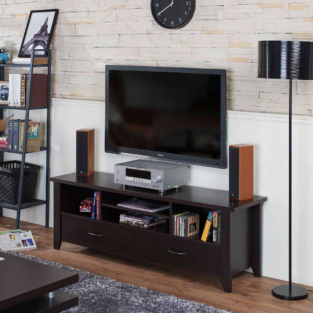 Simple Structure Functional Tv Stand