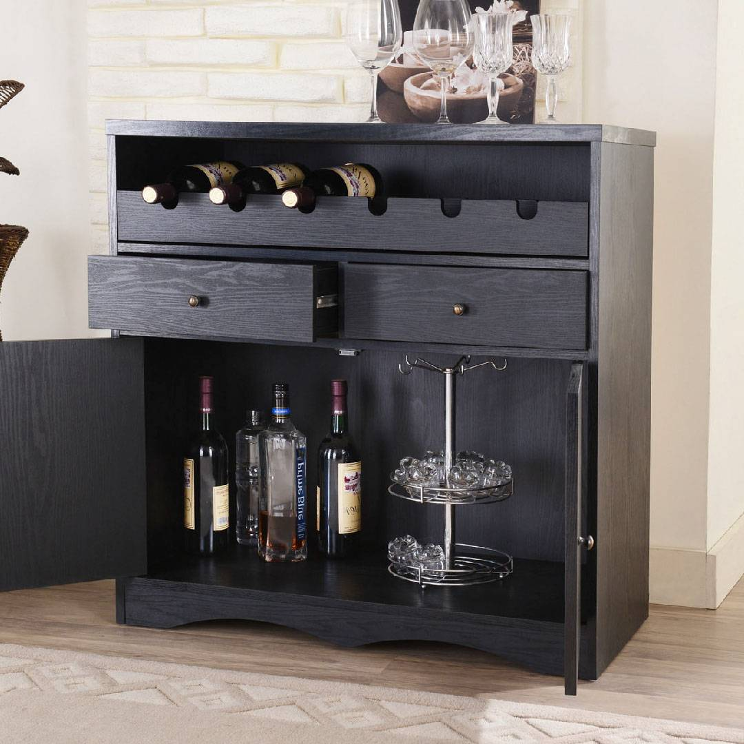 Multiple Storage Space Wine Cabinet Research | Development | Production |  Slicethinner