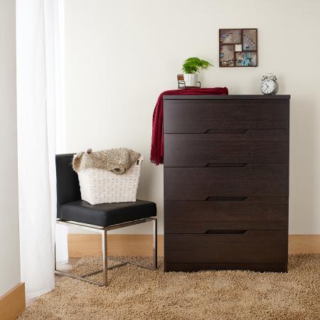 5 capas de gabinete de almacenamiento de espresso - Gabinete de almacenamiento de 5 capas.